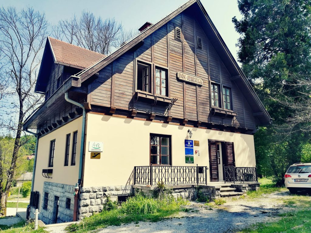 Villa for founder and owner of Cotton factory Duga Resa, Croatia