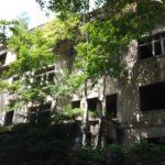 Sanatorium Brestovac on Medvednica mountain in Zagreb, Croatia.