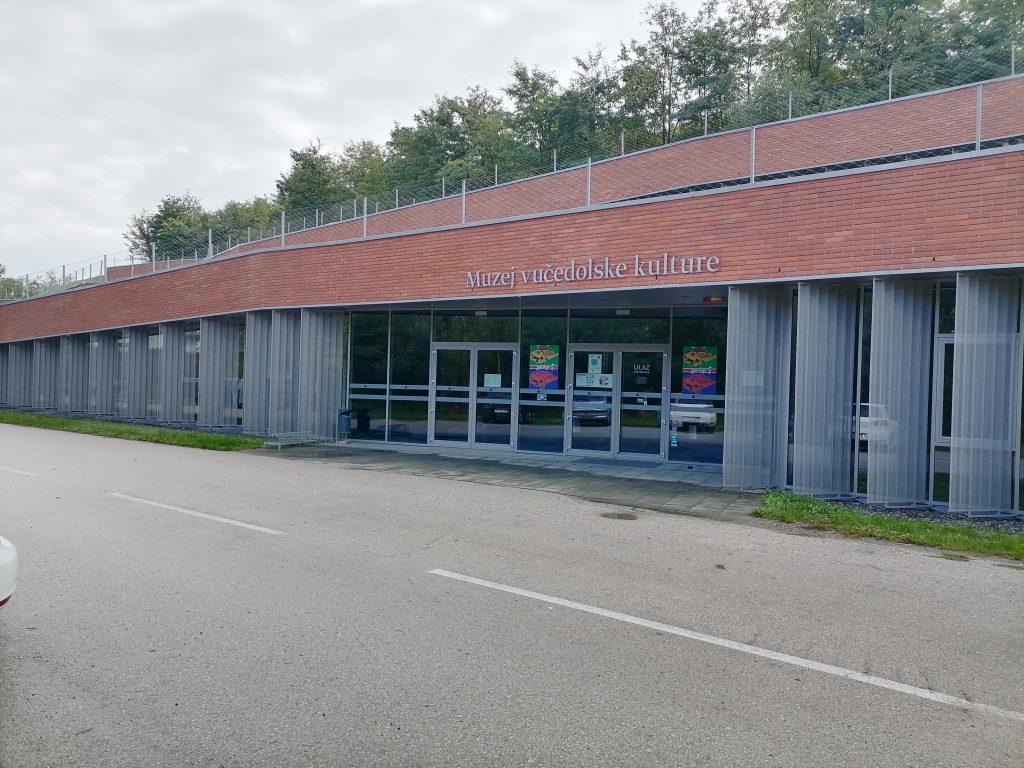 Museum of Vučedol culture in Vukovar, Croatia