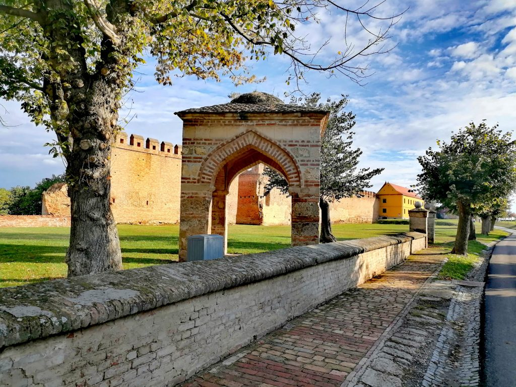 Walls of Ilok, Croatia