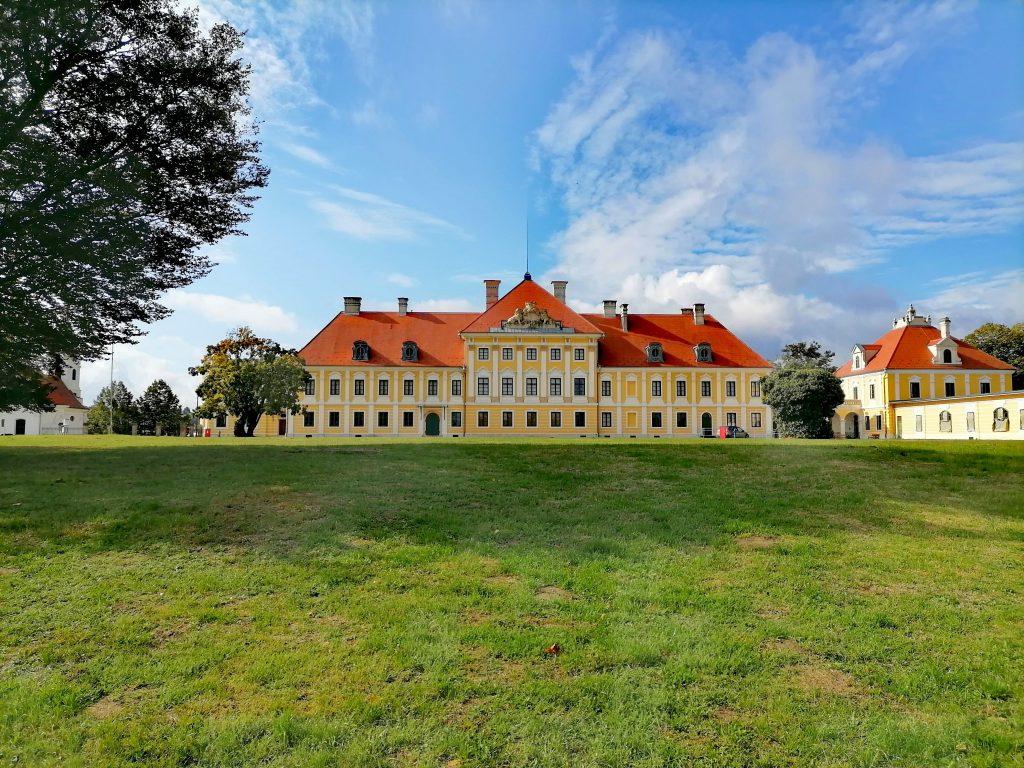 Eltz castle in Vukovar, Croatia