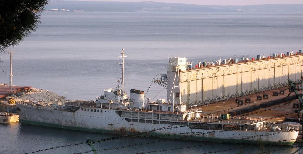 Josip Broz Tito ship Seagull