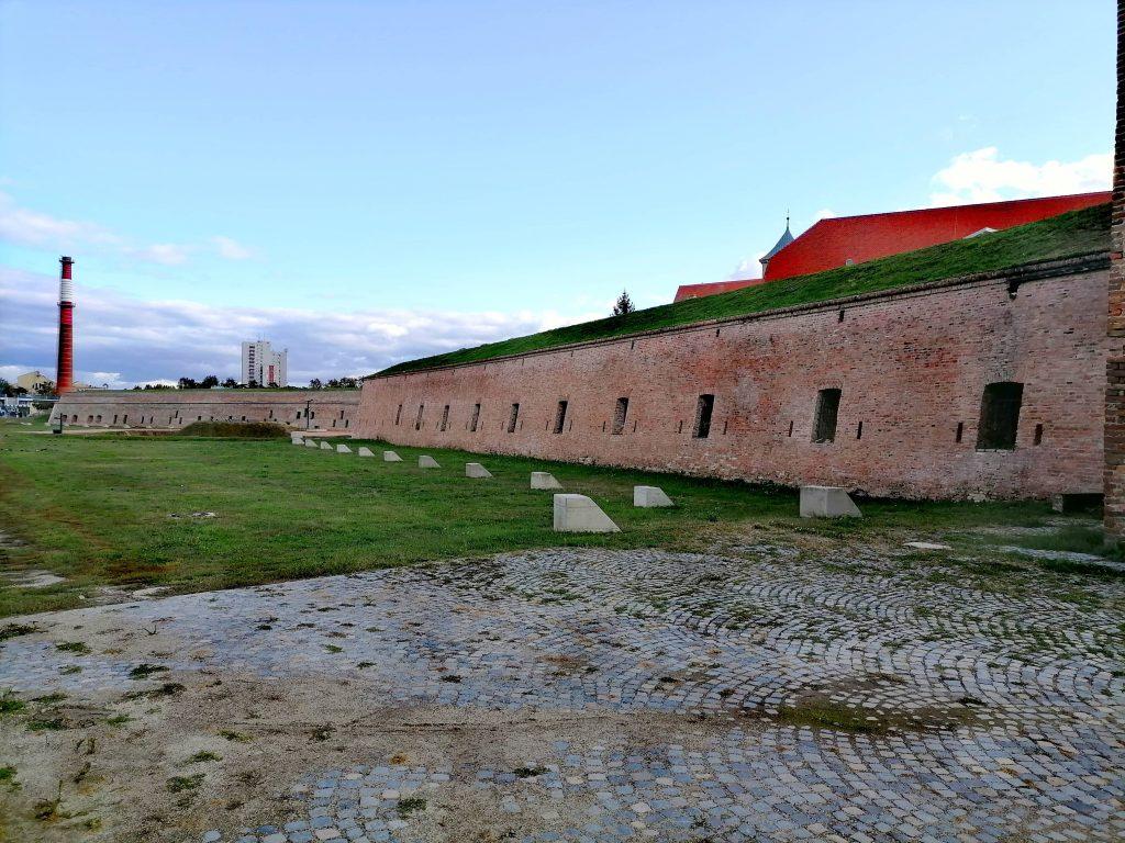 Osijek fortress, Croatia